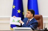 Долги Украины с 2005 по 2013 годы составляют десятки миллиардов долларов, - Гройсман