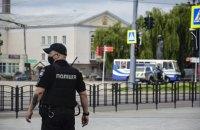 Вибухотехніки знешкодили гранату, яку викинув луцький терорист