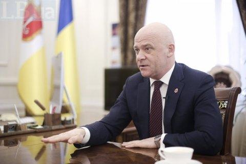 Геннадий Труханов: «С Зеленским человеческие отношения, мне кажется, хорошие»