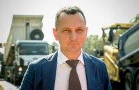 Юрий Голик: трассу Запорожье – Мариуполь ремонтируют круглосуточно