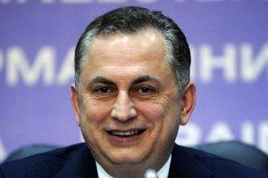 Янукович отметил неоценимый вклад Колесникова в подготовку ЧЕ-2012 по футболу