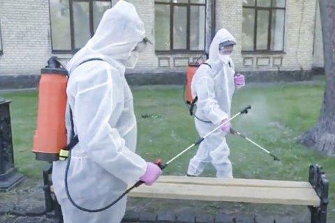 Среди курсантов КПИ обнаружили еще 81 больного коронавирусом