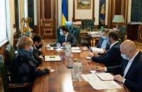 Зеленський закликав посилити інформкампанію щодо важливості вакцинації