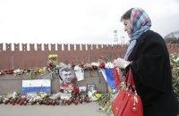 Московские власти уничтожили импровизированный мемориал на месте убийства Немцова