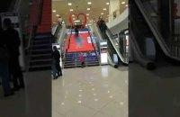 СБУ возбудила дело из-за появления свастики в киевском ТРЦ