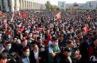 У столиці Киргизстану Бішкеку запровадили надзвичайний стан