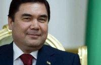 В Туркмении больше не публикуют программы телепередач