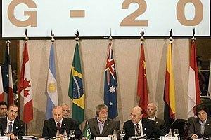 Учасники G20 погодили кроки для економічного зростання