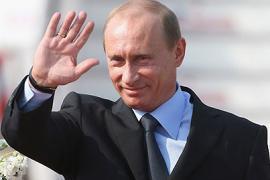 Путин отмечает сегодня свой 58-й день рождения