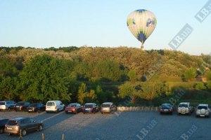 Воздушный шар в честь дня рождения Тимошенко не взлетит