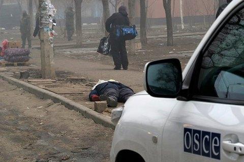 """ОБСЄ вимагає від бойовиків """"ДНР"""" звільнити співробітника місії"""