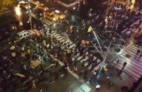 60 противников Трампа задержаны на акции протеста в Нью-Йорке