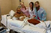 Появилось фото раненого Яроша