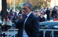 Черновецкий не прошел во второй тур на грузинских выборах