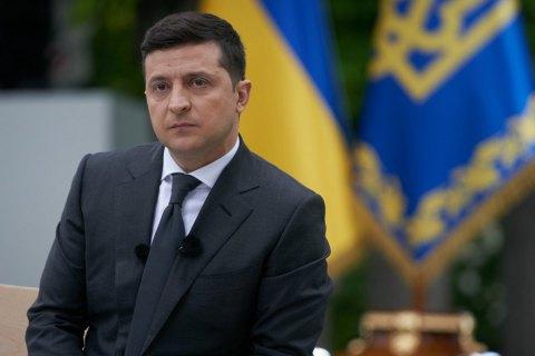 Зеленский отреагировал на отвод российских войск от границы с Украиной