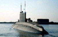 У Росії спустили на воду безшумний дизельний підводний човен