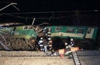 В железнодорожной аварии возле Афин погибли четыре человека