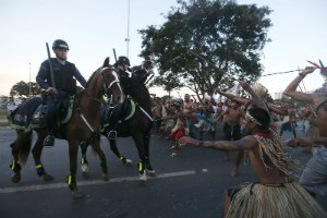 У Бразилії тривають масові протести проти ЧС-2014