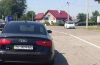 Патрульная полиция задержала нардепа во Львовской области, - СМИ