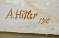 На аукціоні в Німеччині не змогли продати картини Гітлера