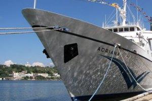 Прокуратура Турции занялась лайнером, нарушившим запрет на заход в порты Крыма