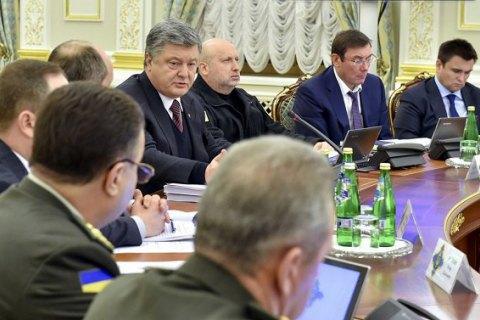 Порошенко виступив за збільшення експорту зброї українського виробництва