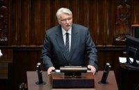 Польша заверила Украину в поддержке