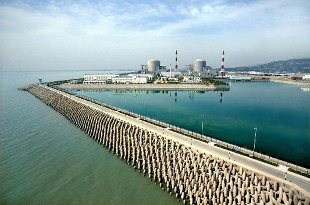 Тяньваньская АЭС, Китай