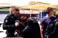 """В Одессе бойцы Нацгвардии прошли курс программы подготовки американских """"морских котиков"""""""