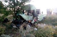 При аварии автобуса в Одесской области погиб водитель (обновлено)