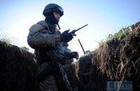 Двое военных получили ранения на Донбассе