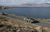 «Эффект бабочки»: Российская ползучая аннексия после Крыма, Нагорный Карабах