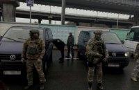 СБУ задержала россиянина, который сжег автомобиль нардепа