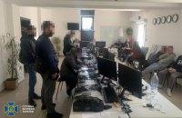 СБУ заблокировала в Виннице сеть подпольных call-центров, которые ежемесячно обворовывали украинцев на 7 млн грн