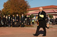 Штайнмаєр вшанував пам'ять жертв Корюківської трагедії