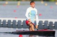 Каноїст Янчук став спортсменом місяця в Україні