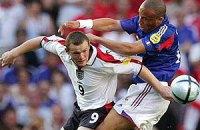 Он-лайн-трансляція матчу Франція - Англія
