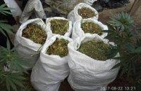 В Херсонской и Запорожской областях поймали наркоторговцев с марихуаной на 2 млн гривен