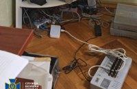 У Чернігові заблокували діяльність ботоферми з 2,5 тис. акаунтів, яку адміністрували з Росії