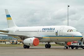 Самолет Януковича: скромно, но со вкусом