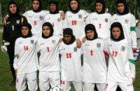 Чотири футболістки жіночої збірної Ірану виявилися... чоловіками