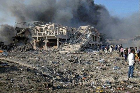 Теракт в Могадишо стал самым кровавым в истории Сомали