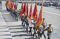 Порошенко присвоил почетные названия семи подразделениям ВСУ и трем погранотрядам