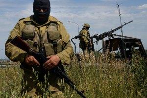 В Горловке боевики взорвали автомобильный мост и колею ж/д перегона