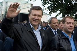 Янукович в очередной раз оговорился