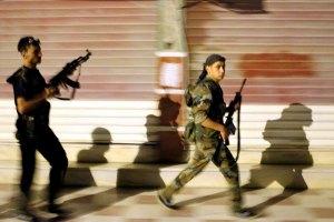 Турецкие войска провели операцию против курдских боевиков