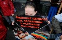 Украину отделяет от Европы гендер