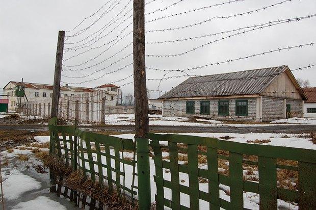 Пермский край, Пермь-36, ГУЛАГ, музей-лагерь