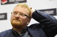 СБУ запретила въезд в Украину депутату Госдумы Милонову
