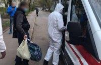 В Харькове из больницы сбежал душевно больной с коронавирусом